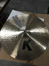 "Zildjian 22"" K Custom Dark Ride cymbal"