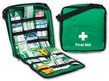 EMPTY FIRST RESPONSE  FIRST AID KIT BAG - SPORTS, PARAMEDIC, WORKPLACE, SCHOOLS