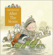 Percy the Park Keeper Story Book: AFTER THE STORM -Tales From Percy's Park - NEW
