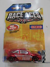 HOT WHEELS ONLY AT TARGET RACE ACES FORD FOCUS RED