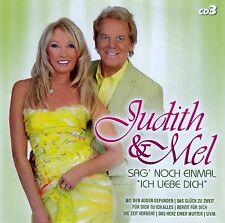 """JUDITH & MEL : SAG' NOCH EINMAL """"ICH LIEBE DICH"""" 3 / CD - TOP-ZUSTAND"""