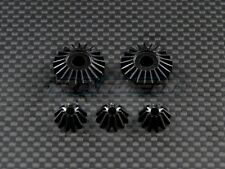 TAMIYA CC01 HD Steel Front Bevel Diff Gear Set PAJERO JEEP FJ40 Unimog Bronco