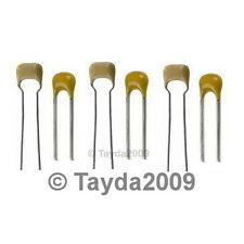 3 x 0.47uF 50V Multilayer Monolithic Ceramic Capacitor
