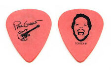 Mr. Big Paul Gilbert Signature Orange Guitar Pick - 2006 Tour