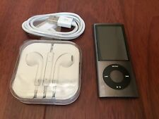 Apple iPod nano 5th Generation Black (16 GB) Excellent Condition
