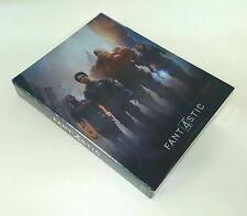 FANTASTIC FOUR Blu-ray STEELBOOK [FILMARENA] LENTICULAR [#207/400] NEW / OOS/OOP