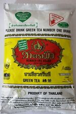 Thai Green Tea - Number One Brand 200g - Thai Matcha Tea