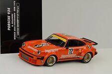 1976 Porsche 934 Jägermeister #12 Winner DRM Eifelrennen 1:18 Minichamps