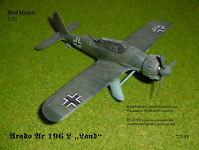 Arado Ar 196 L (Land)         1/72 Bird Models Resinbausatz / resin kit