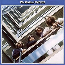 The Beatles - 1967-1970 (The Blue Album) - New Sealed Double Vinyl LP