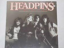HEADPINS -Line Of Fire- LP NEU