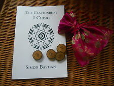 The Glastonbury I Ching - Book & tile set - pagan/wicca/taoist/meditation