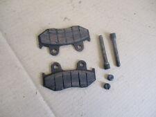 Plaquettes de frein avant + axes pour Honda 600 XLR - PD03