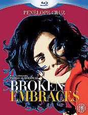 Penélope Cruz, Lluís Homar-Broken Embraces  Blu-ray NEW