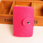 ID Credit Card Holder Wallet Coin Cash Organizer Case Box Mini Purse Cards Pouch