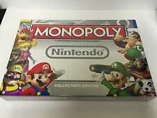 Nintendo Monopoly Collectors Edition