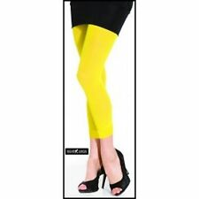 LADIES  FASHION 50 DENIER FOOTLESS OPAQUE TIGHTS IN MANY COLOURS, ONE SIZE