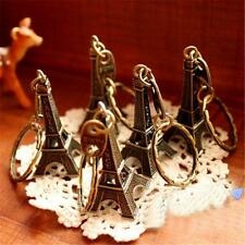 Fashion Paris Retro Eiffel Tower Model Cute Keychain Keyring Keyfob Love Gift P5
