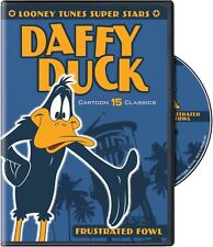 Looney Tunes Super Stars: Daffy Duck - Frustrated Fowl (2010, DVD NEW)