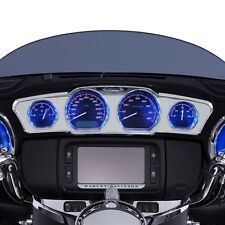Ciro Chrome LED Inner Faring Dress Up Package For Harley