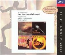 An Introduction to Der Ring des Nibelungen (CD, Mar-1995, 2 Discs, Decca)