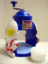 Ultraman Japan ROBOT figure RARE shave ice sno cone machine BANDI medicom