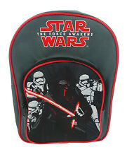 Star Wars Episode 7 The Force Awakens Elite Squad Arch Backpack School Bag