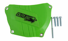 New Right Side Clutch Cover Guard Protector Green Kawasaki KX250F KX 250F 09-16