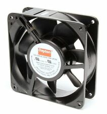 Dayton Axial Fan 115 Volts AC; 21 Watts; 124 CFM; Model 2RTK6