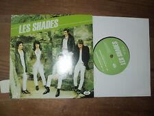 """LES SHADES / LE TEMPS PRESSE - ORANGE MECANIQUE (2006) 7"""" TRICATEL - B. BURGALAT"""