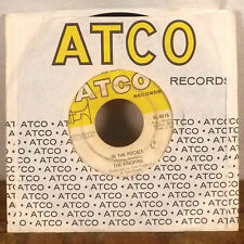 """The Kingpins In the Pocket /Ode to Billie Joe 7"""" 45 ATCO with label sleeve G"""