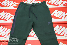 NIKE TECH FLEECE SWEAT PANTS SZ M GORGE GREEN OBSIDIAN 545343 373