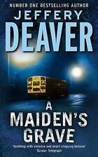 A Maiden's Grave by Jeffery Deaver (Paperback, 1996)