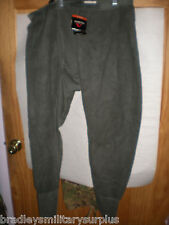 NWT OD Green Polartec Thermal Flame Resistant Drawers-Size Large/Regular