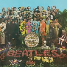 THE BEATLES Sgt Peppers Lonely Hearts... 2012 UK stereo 180g vinyl LP SEALED/NEW