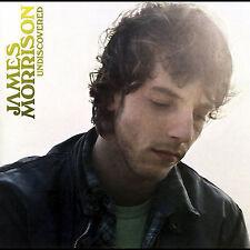 Undiscovered James Morrison MUSIC CD