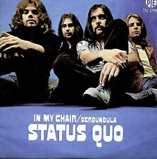 ★☆★ CD SINGLE STATUS QUO In My Chair 2-track CARD SLEEVE  ★☆★