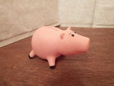 "RARE Disney 3"" Toy Story pig Ham Hamm mini Money Box coin bank figure toy model"