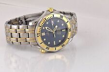 Omega Seamaster Professional 300. 18k Gold and Stainless.  Full Size. Automatic