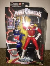 Power Rangers In Space Red Ranger Legacy Action Figure