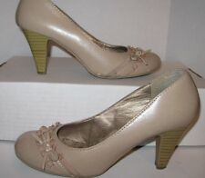 Mudd Pumps Women's Shoes Size 6 1/2M Beige