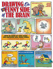 Drawing on the Funny Side of the Brain: How to Come Up with Jokes for Cartoons a