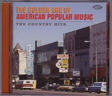The Golden Age Of American Popular Music - The Country Hits - CD (ACE CDCHD1185)