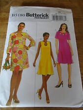 "PATRON ""BUTTERICK 3 ROBES PUR VINTAGE    T 36 A 42  N°5180(BB)"