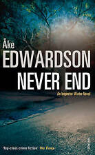 Never End, By Edwardson, Åke,in Used but Acceptable condition