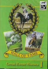 NEW SEALED DVD HALL OF FAME GREAT EVENT HORSES 1 Eventing Horse Trials