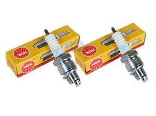 NGK Pair of Spark Plugs to fit Quadzilla SMC RAM 250 Quad Bike