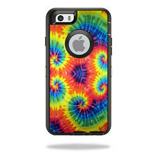 Skin Decal Wrap for OtterBox Defender iPhone 6/6S Case Tie Dye 2