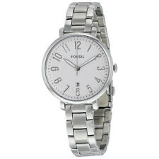 Fossil Jacqueline Silver Dial Ladies Casual Watch ES3969