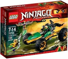 Lego Ninjago 70755 Jungle Raider BNIB Brand New Sealed FREE WORLDWIDE POSTAGE